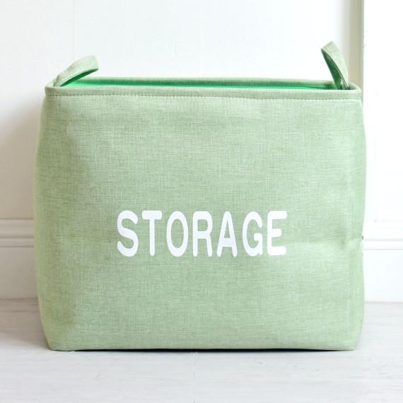 Кошик для іграшок «Storage green»