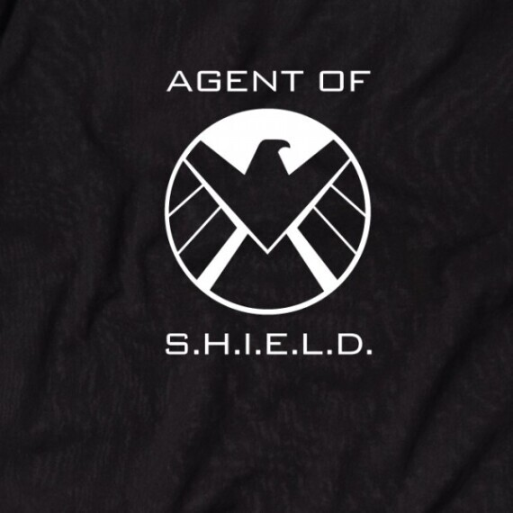 Футболка GoT «Agent of shield» мужская
